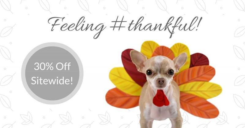 #thankful sale