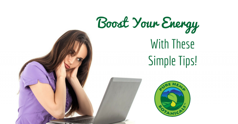 boost energy tips