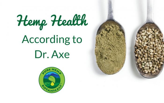 dr axe hemp cbd health