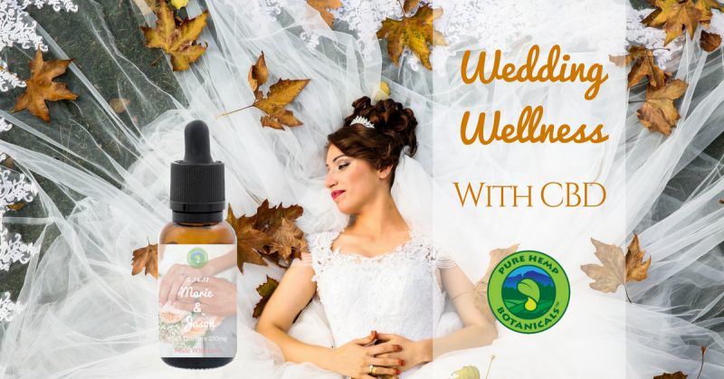 wedding cbd yoga wellness