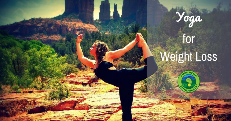 weight loss cbd yoga