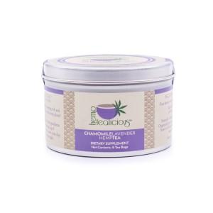 lavender chamomile hemp cbd tea flavors