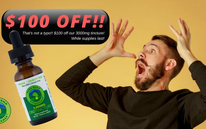 pure hemp botanicals, free, giveaway, organic, lab tested, cbd, hemp
