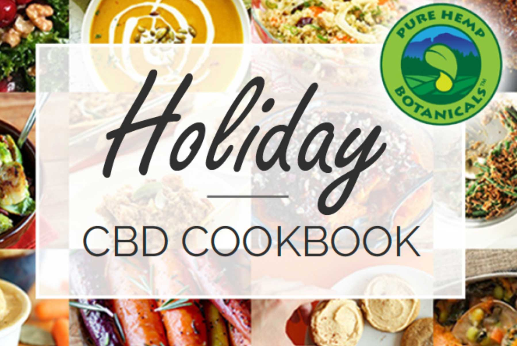 Pure Hemp Botanicals FREE Holiday Recipe E-Book!