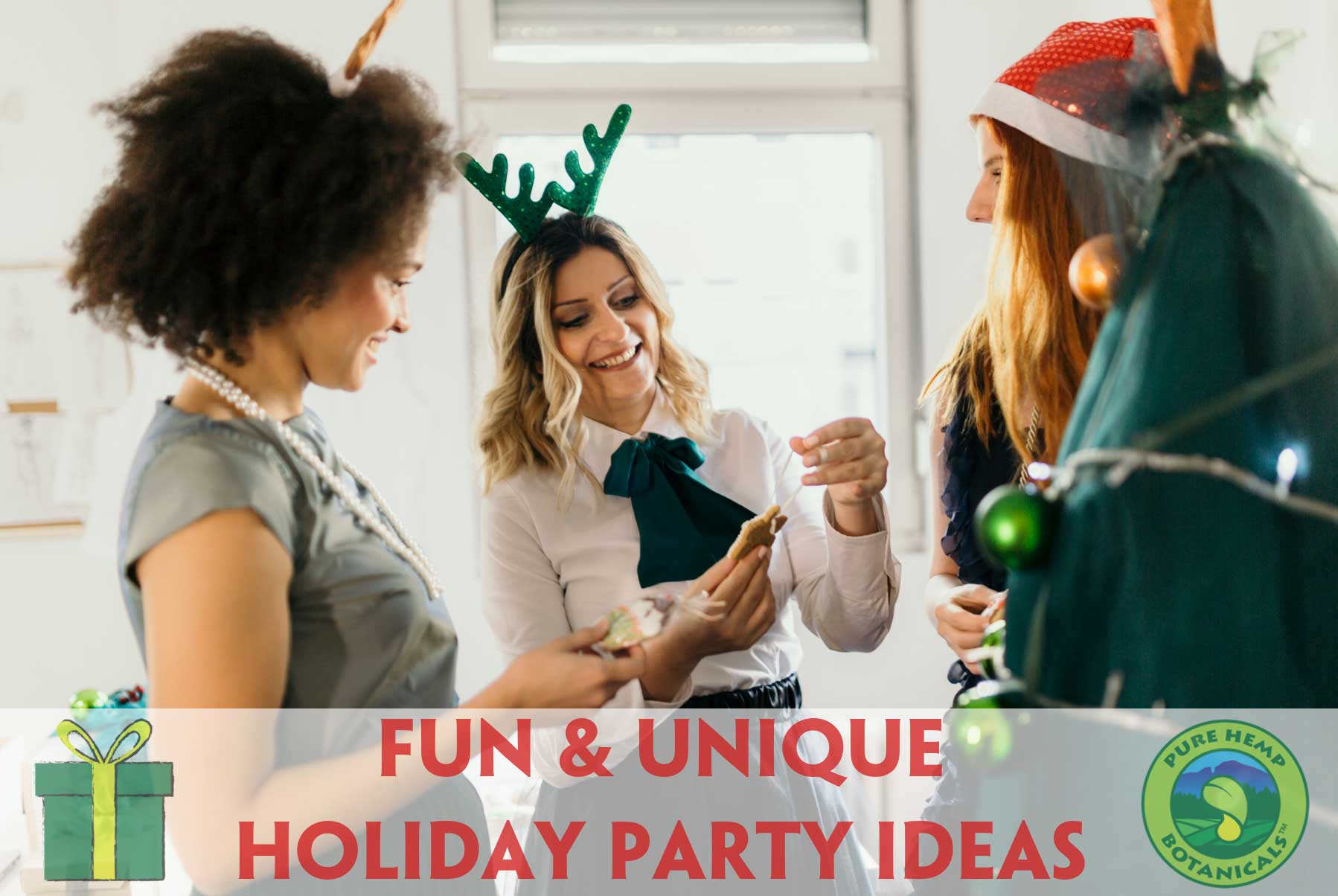Fun & Unique Holiday Party Ideas!