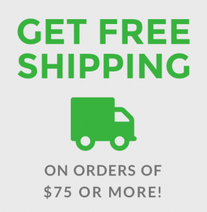 get free shipping banner