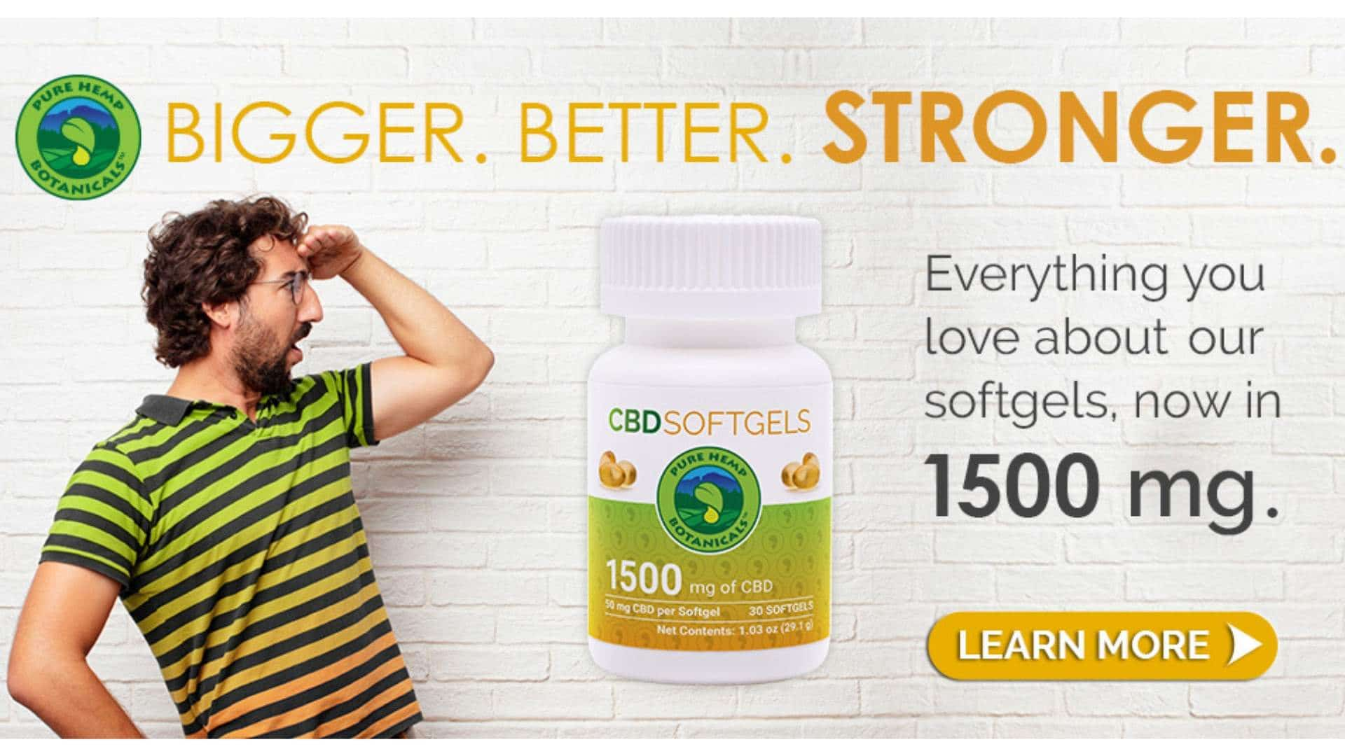 Your Favorite Softgels Just Got Better!