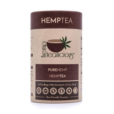 Hemptealicous Pure Hemp