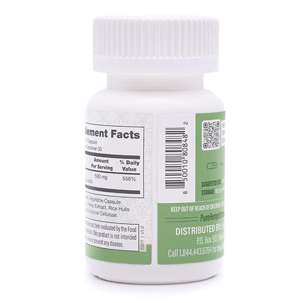 CBD Immune Support Capsules