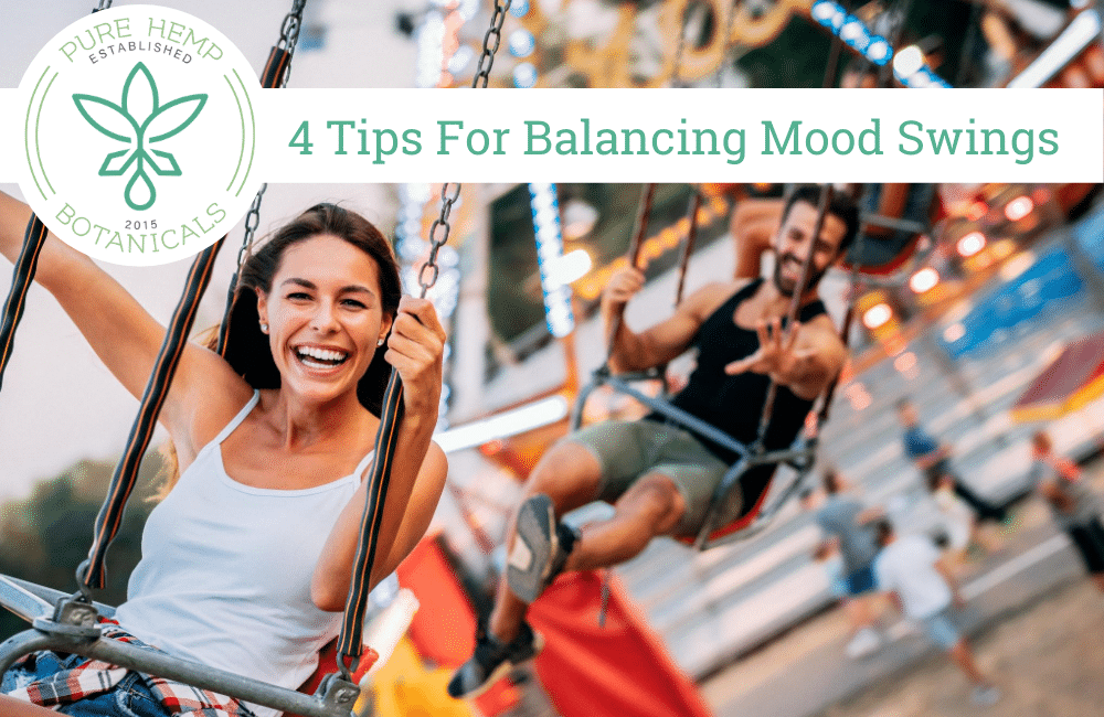 4 Tips For Balancing Mood Swings