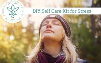 DIY Self Care Kit for Stress