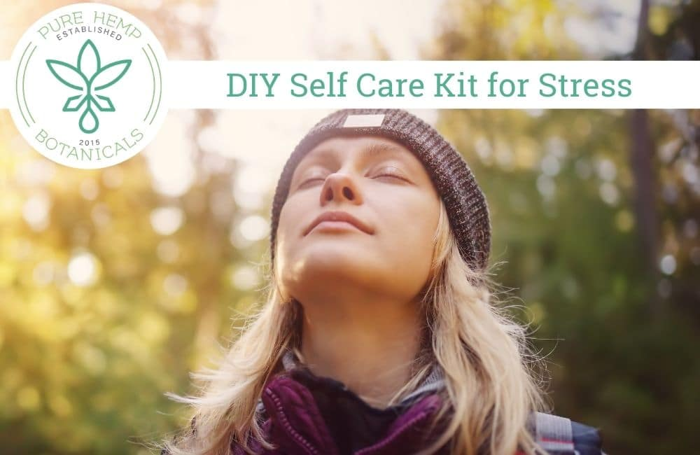 DIY Self Care Kit for Stress