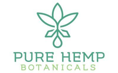 Pure Hemp Botanicals New Logo