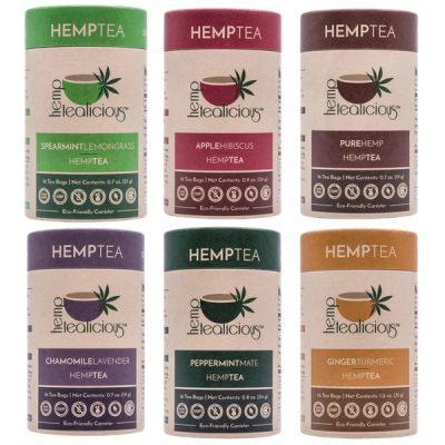 Hemptealicious 6 Pack