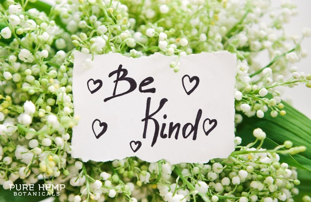 The Health Benefits of Kindness