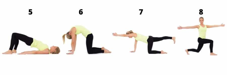 exercise for balance