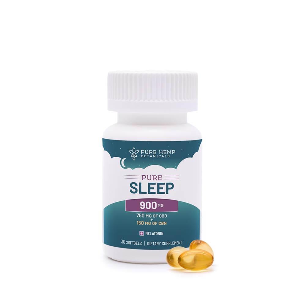 Pure Sleep Softgel