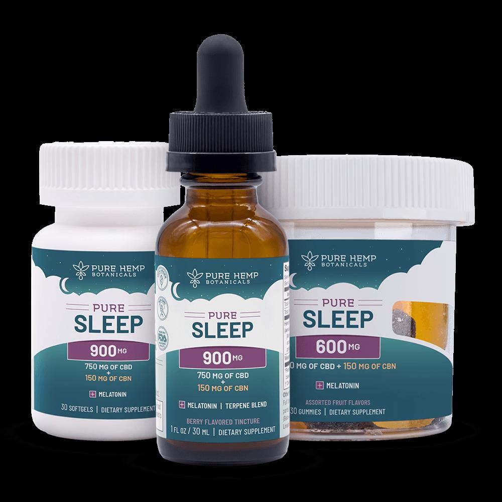 Pure Sleep Products