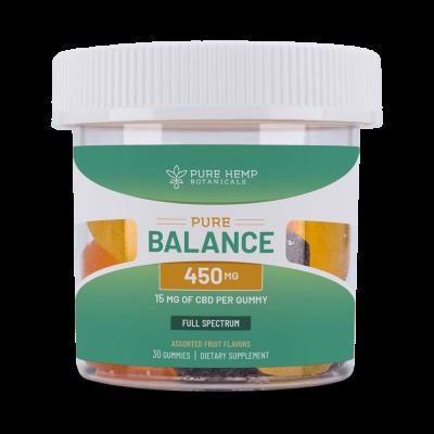 Pure Balance CBD Gummies