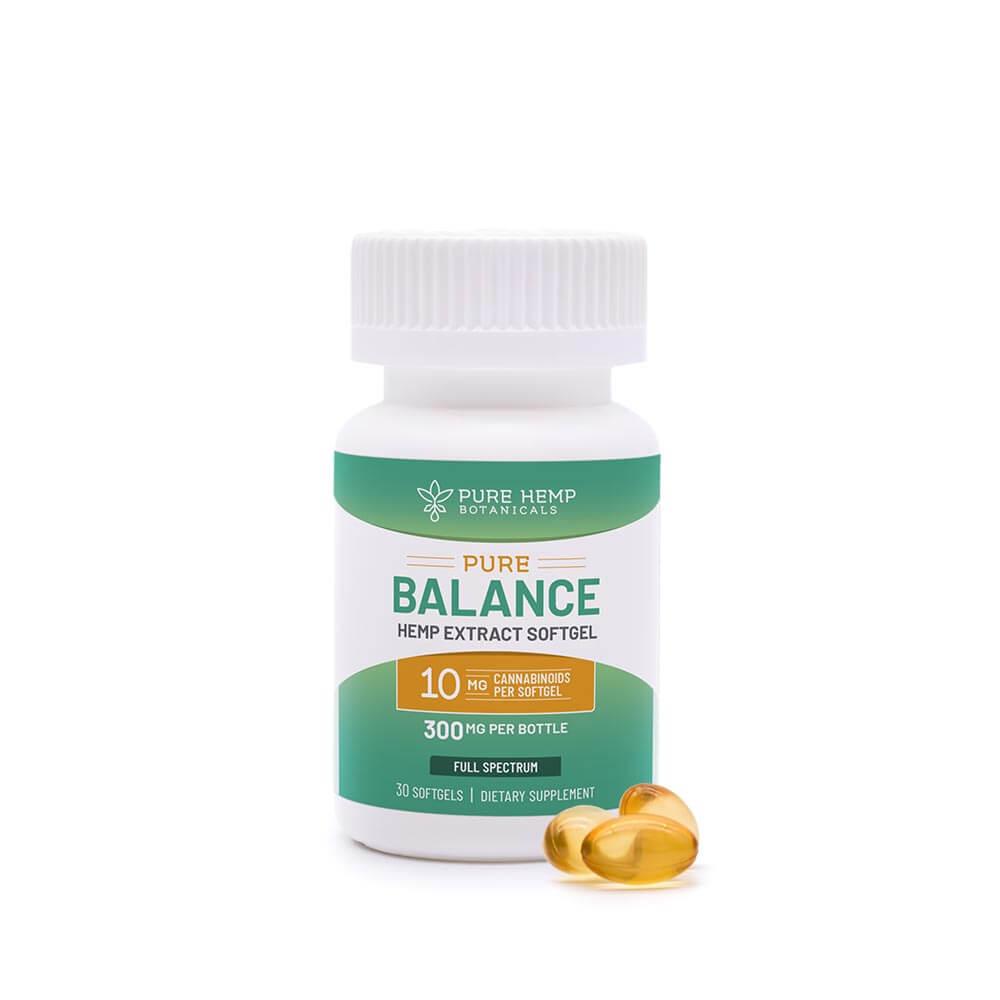 Pure Balance FS Softgel