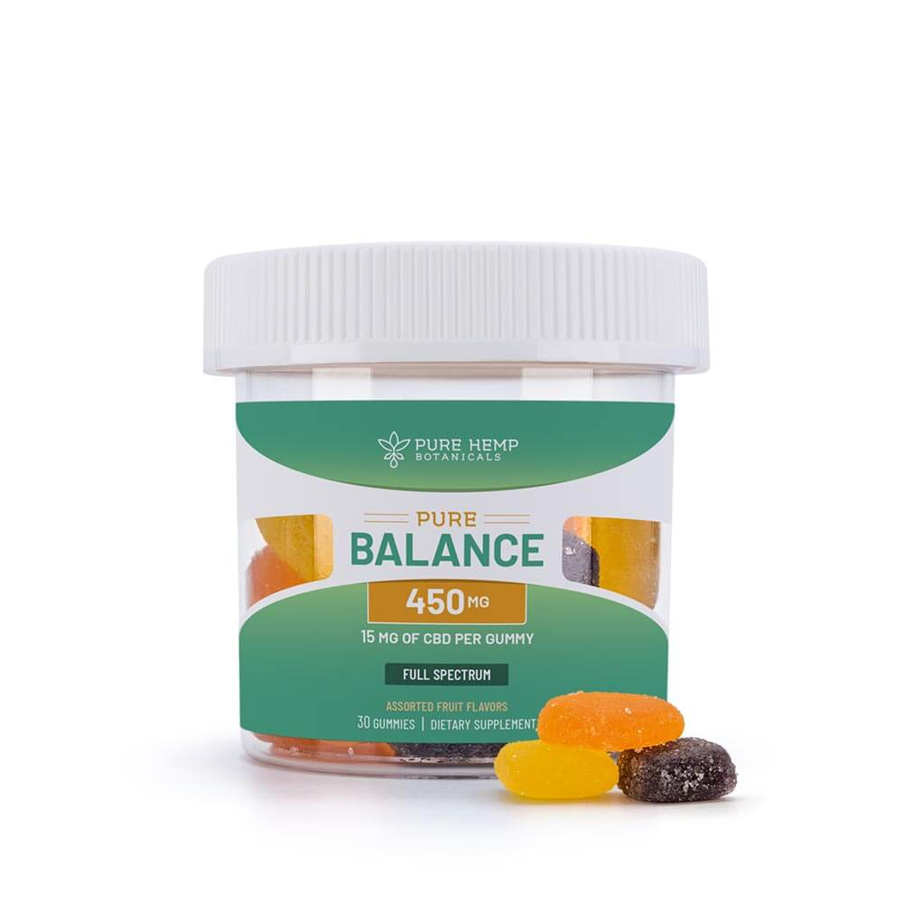 Pure Balance FS Gummies