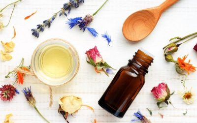 Using Essential Oils For Stress Relief