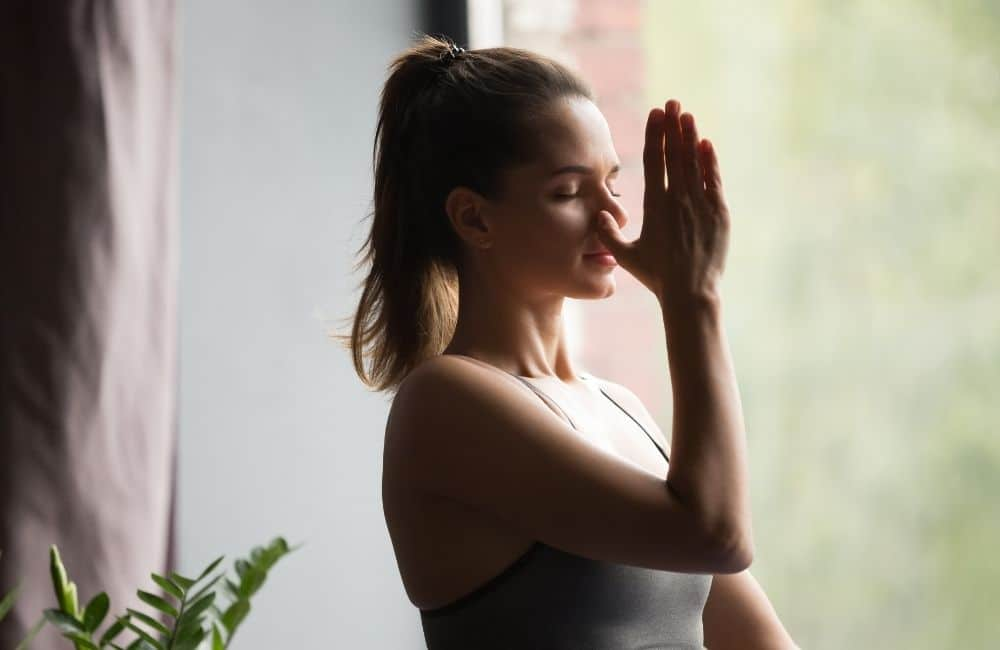 Mental health breathing techniques