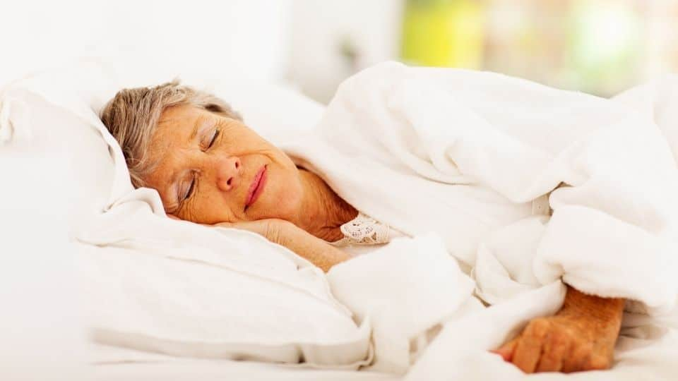 Sleep and Aging: Sleep Support for Seniors