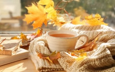 Welcome In Fall With A Tea Cleanse