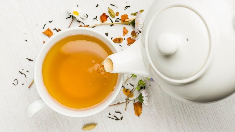 Hemp Tea for Wellness
