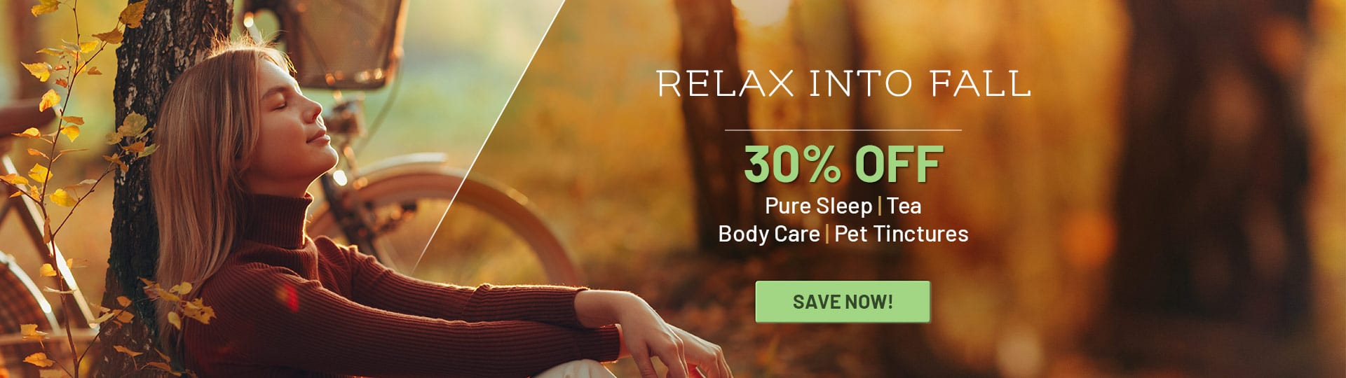 Relax Into The Fall Pure Hemp Botanicals